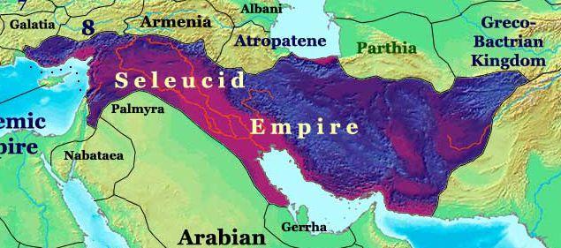 塞琉古(Seleucid) 帝國_e0040579_7261136.jpg