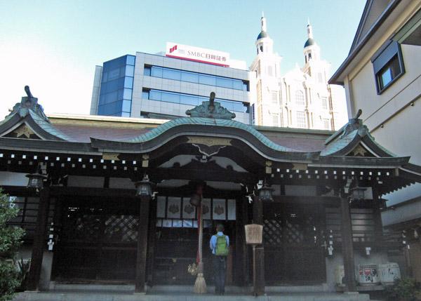 三宮神社   河原兄弟の塚_a0045381_1732618.jpg