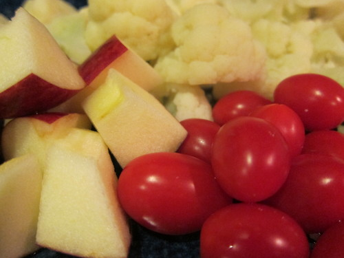 暖炉の前で、チーズフォンデュ~♪_d0240098_8483055.jpg
