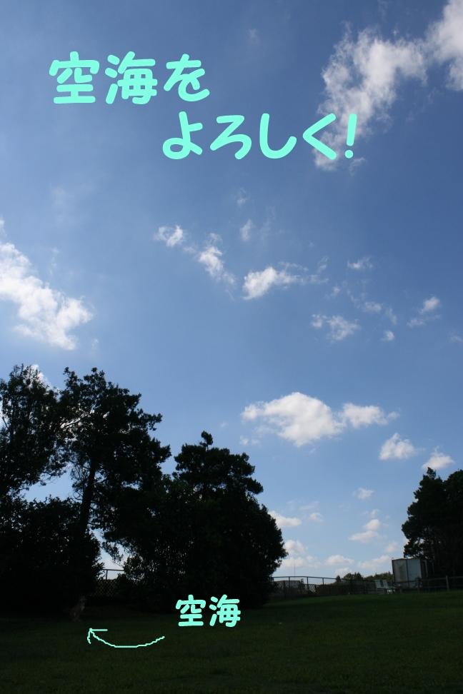 爽快!快走!(空海)_f0242002_17265744.jpg
