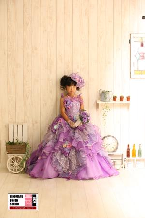 ゆいちゃん☆ドレス_b0203705_13192074.jpg