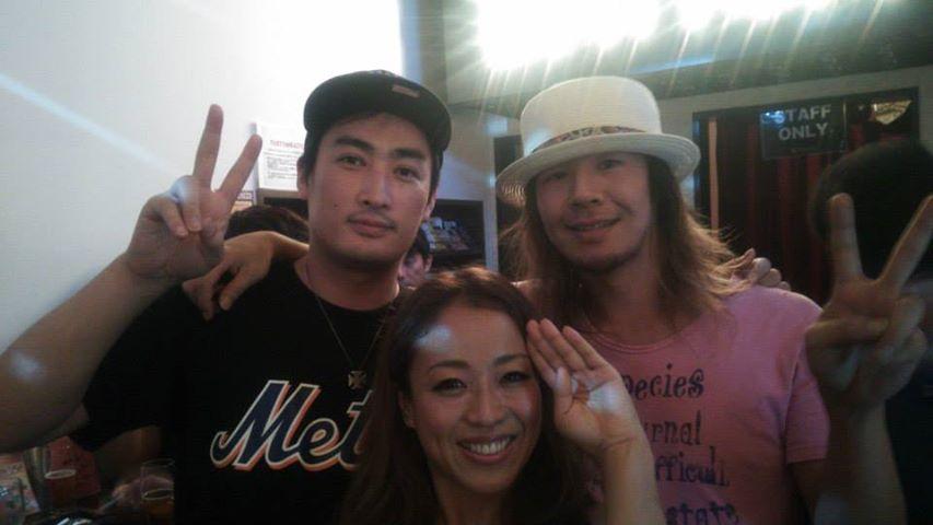 ▶10/5(土)TOKYO FM生放送【Good Luck LIVE】でSILVA@silvaworld とMiguelと生LIVE出演♬_b0032617_22262781.jpg
