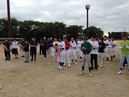 第15回 日和田町内対抗ソフトボール大会_f0259324_1121463.jpg