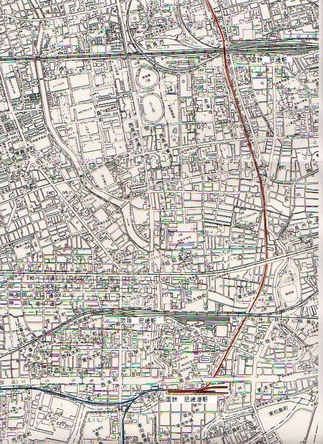 幻の尼崎港線と現存するナローゲージを訪ねて_a0066027_8245372.jpg