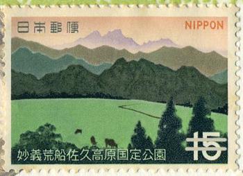 国内ポストカード文通 corikoさんへ_a0275527_2129305.jpg