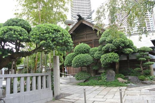 東京下町八社福参り+烏森神社_f0171028_13263891.jpg