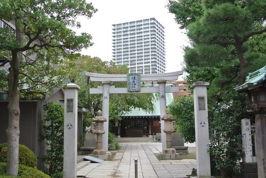 東京下町八社福参り+烏森神社_f0171028_1327211.jpg