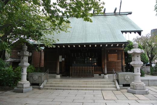 東京下町八社福参り+烏森神社_f0171028_1328765.jpg