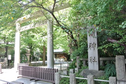 東京下町八社福参り+烏森神社_f0171028_6134934.jpg