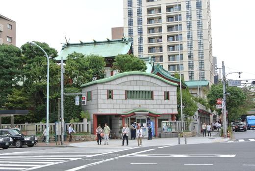 東京下町八社福参り+烏森神社_f0171028_6375324.jpg