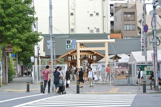東京下町八社福参り+烏森神社_f0171028_649184.jpg