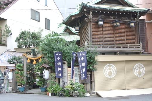 東京下町八社福参り+烏森神社_f0171028_7113817.jpg