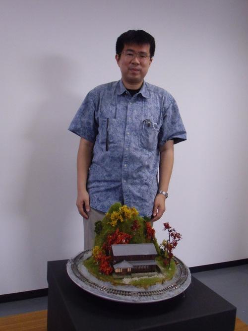 9月29日ホビーセンターカトー大阪 盆ラマ講座より_f0227828_2250324.jpg