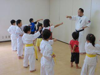 日曜空手 新琴似教室 体験、入会!_c0118332_14505749.jpg