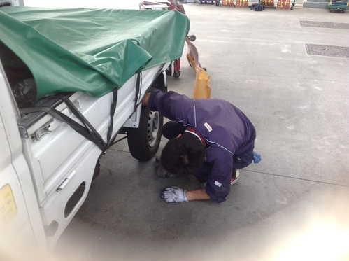 片付けと車両整備と引き取り他_f0031037_18323142.jpg