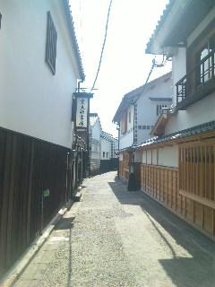 blog:路地裏の散歩道〜倉敷編〜_a0103940_22132635.jpg