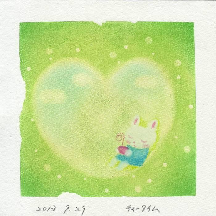 イメージアート「ティータイム」_f0183846_17292916.jpg