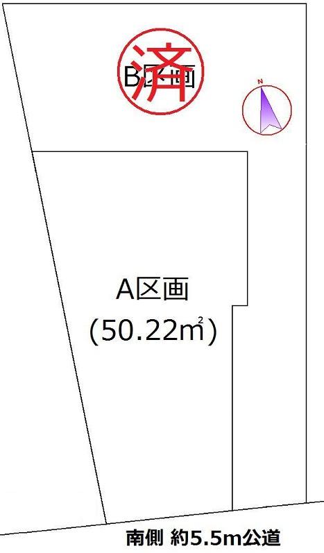 建築条件付き売地_b0246953_176357.jpg
