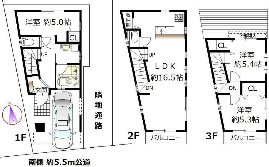 建築条件付き売地_b0246953_1765489.jpg