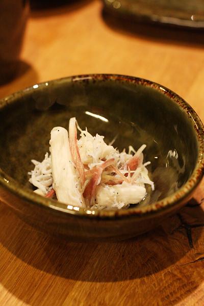 新鮮食材をたっぷり堪能(人´∀`)_f0149855_1251491.jpg