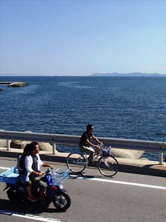 日間賀島を走ってみた_e0044657_2352459.jpg