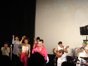 カルナバルの夜@桜坂劇場_c0100865_1432431.jpg