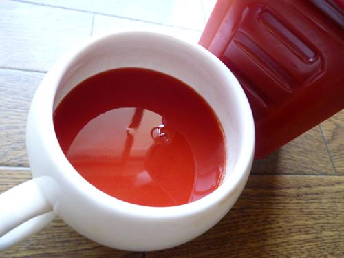 【伊藤園】完熟トマトのおいしさ 熟トマト_c0152767_2234061.jpg