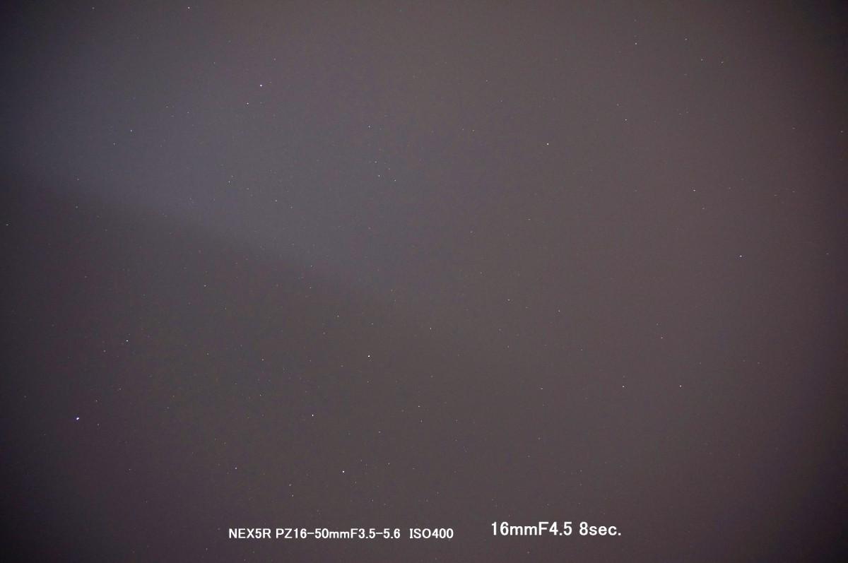 SONY PZ16-50mmF3.5-5.6で夜空を撮ってみた_a0095470_23404088.jpg