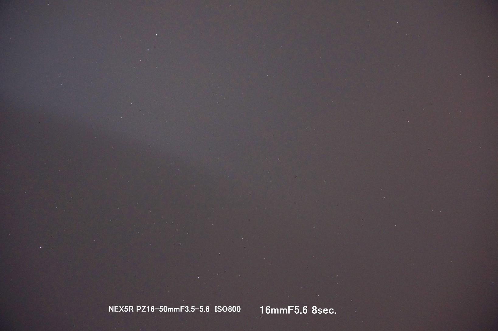 SONY PZ16-50mmF3.5-5.6で夜空を撮ってみた_a0095470_23412854.jpg