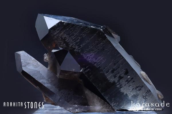 黒水晶原石(ブラジル産)_d0303974_1141499.jpg