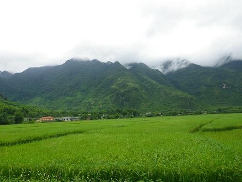 2013年 ベトナム MaiChau マイチャウ ① : 秘境 シャングリラ 俺の細道 Ⅱ