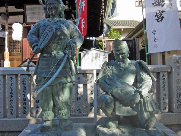 三石神社 (和田岬)_a0045381_856539.jpg