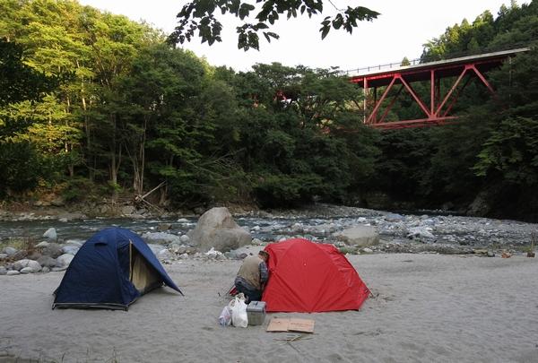 道志川キャンプ 前編_a0248481_20415195.jpg