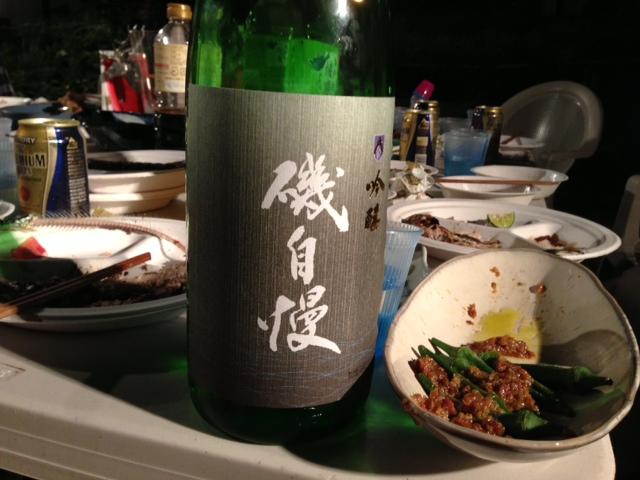 9月29日 秋刀魚BBQ_d0171384_13244786.jpg