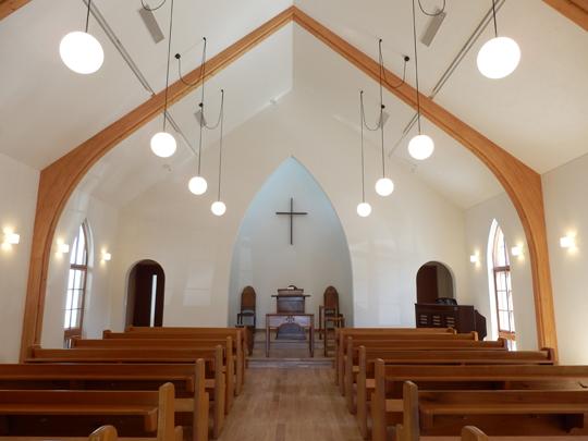 掛川教会の初礼拝_d0067498_23284371.jpg
