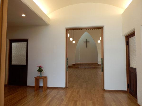 掛川教会の初礼拝_d0067498_2348282.jpg