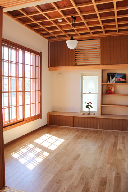 掛川教会の初礼拝_d0067498_23555736.jpg