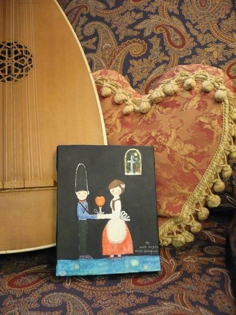 「わたしのアンデルセン」展:展示風景2_c0203401_23313957.jpg