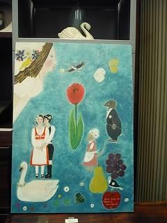 「わたしのアンデルセン」展:展示風景2_c0203401_2352730.jpg