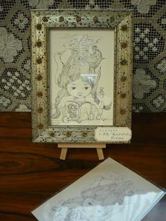 「わたしのアンデルセン」展:展示風景4_c0203401_2359515.jpg