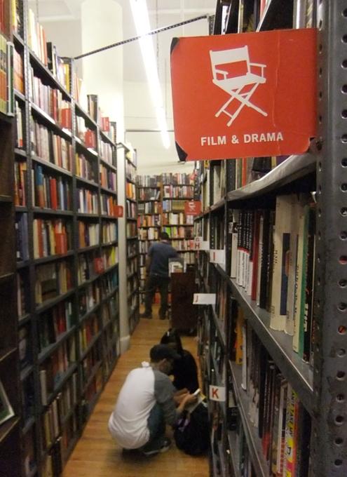 NYを代表する老舗の本屋さん、ストランド・ブック・ストア(Strand Book Store)_b0007805_22434870.jpg