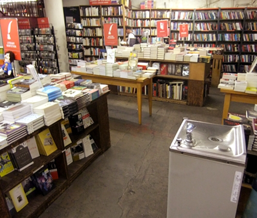 NYを代表する老舗の本屋さん、ストランド・ブック・ストア(Strand Book Store)_b0007805_22583453.jpg