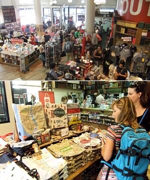 NYを代表する老舗の本屋さん、ストランド・ブック・ストア(Strand Book Store)_b0007805_23175165.jpg
