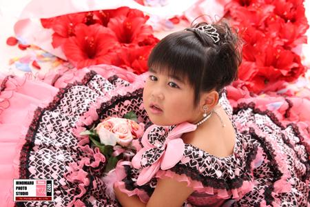 みきちゃん☆ドレス_b0203705_18211654.jpg