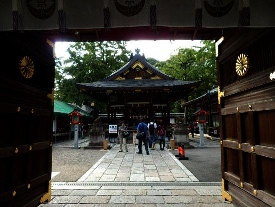 足腰を守る護王神社_e0048413_20315432.jpg