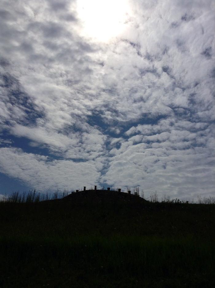 茶臼山古墳に行ってみた!_f0183846_1442584.jpg