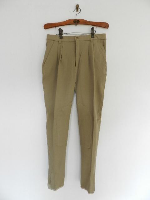 Italian army judhpurs pants dead stock_f0226051_14255623.jpg