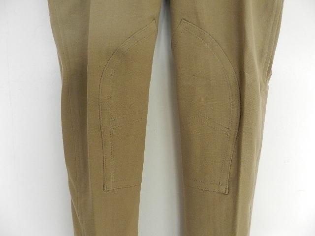 Italian army judhpurs pants dead stock_f0226051_14263240.jpg