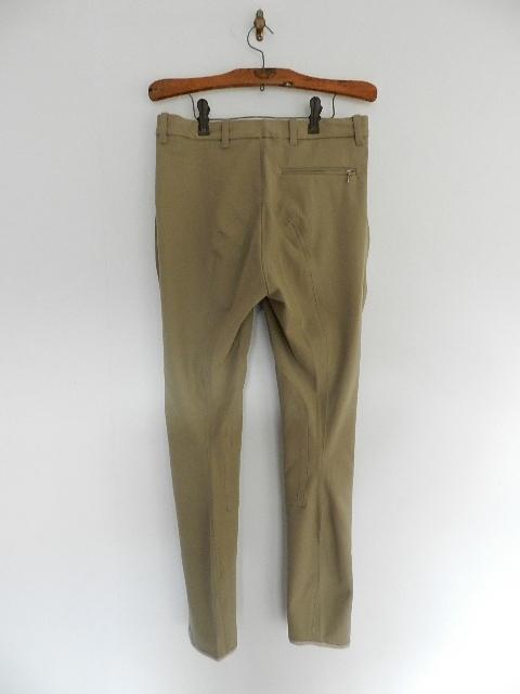 Italian army judhpurs pants dead stock_f0226051_14272688.jpg