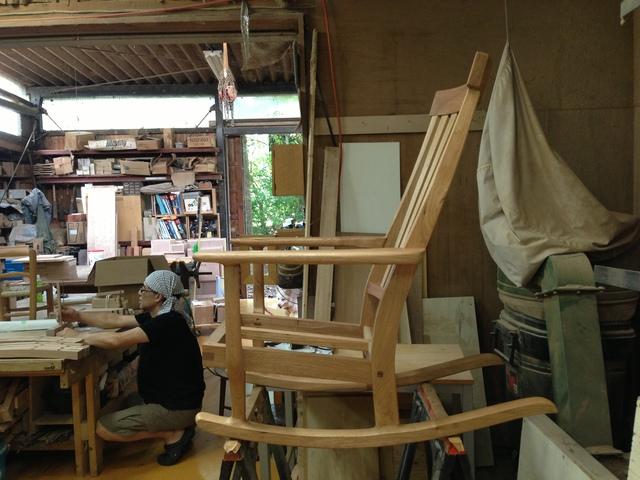 椅子作りinルークラフト3_c0213352_1875777.jpg